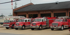 Fire Station 300 x 150