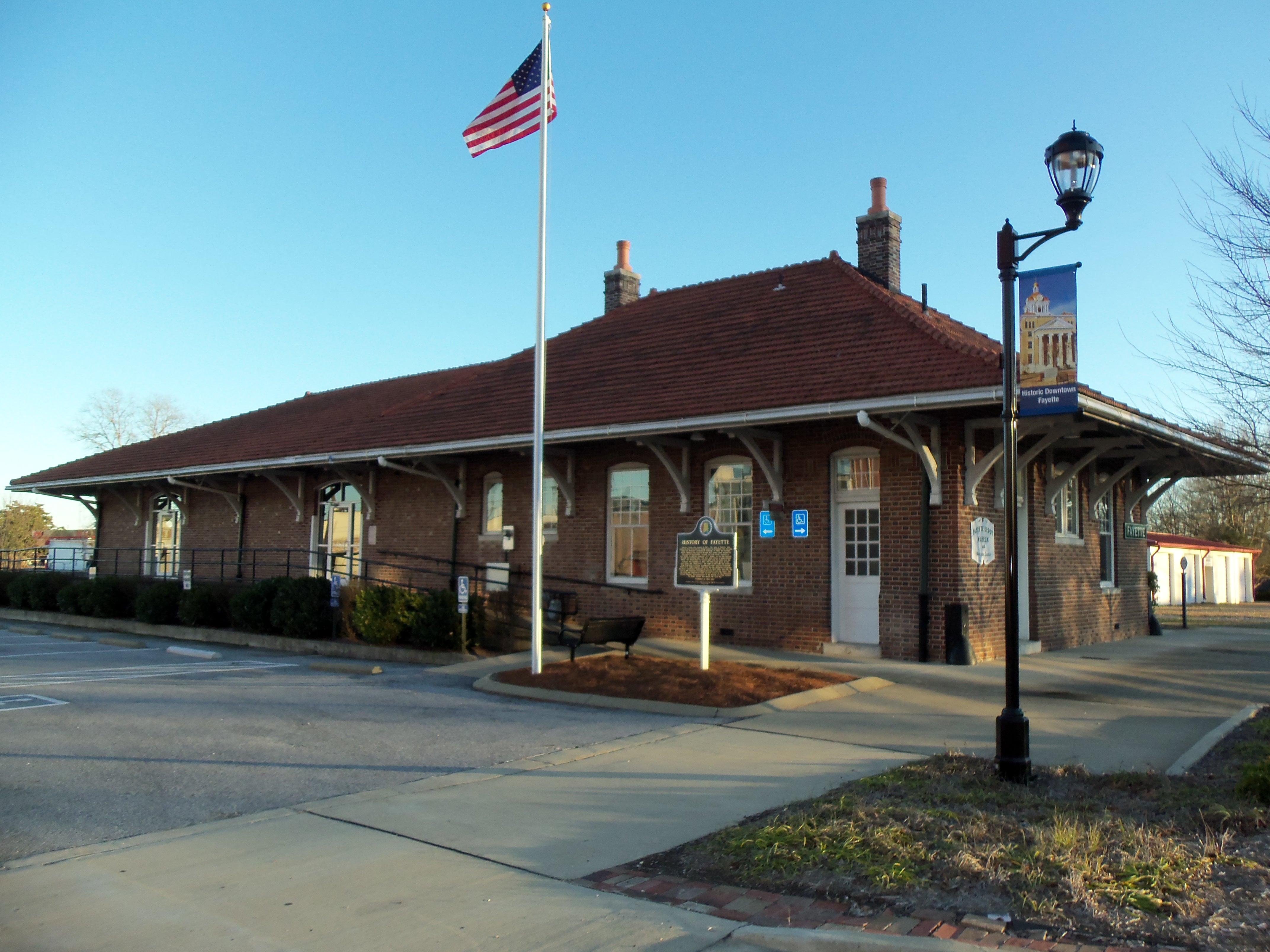 Fayette History